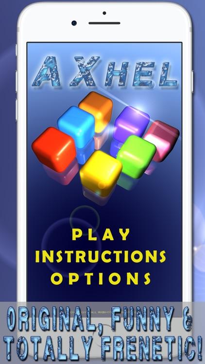 Axhel - A Fun Puzzle Game!