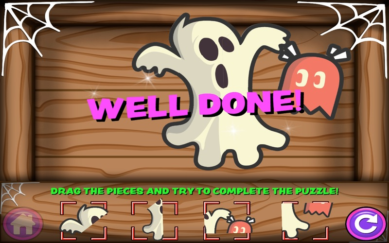 Trick Or Treat Halloween Games screenshot 8