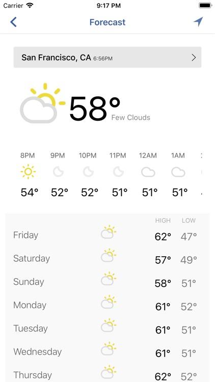 FOX10 Weather Mobile Alabama screenshot-3