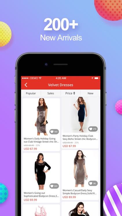 LightInTheBox Online Shopping screenshot-3