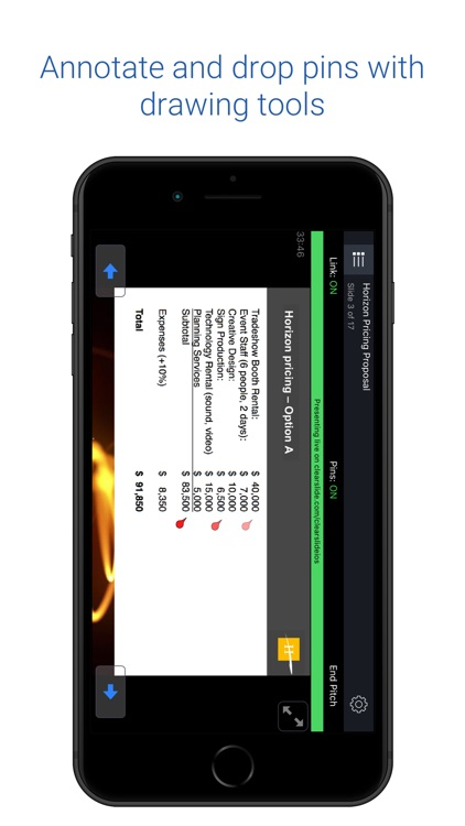 ClearSlide Presenter screenshot-3