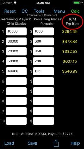 PokerCruncher Advanced Odds Apps Bundleのおすすめ画像3