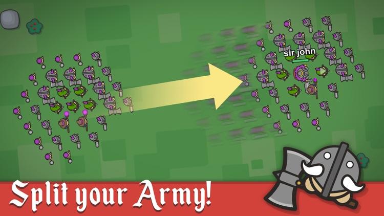 Lordz.io - Medieval PvP Battle screenshot-7