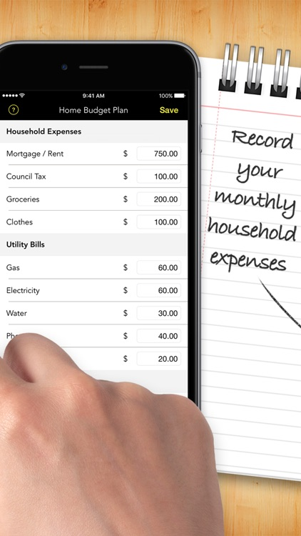 Home Budget Plan Pro