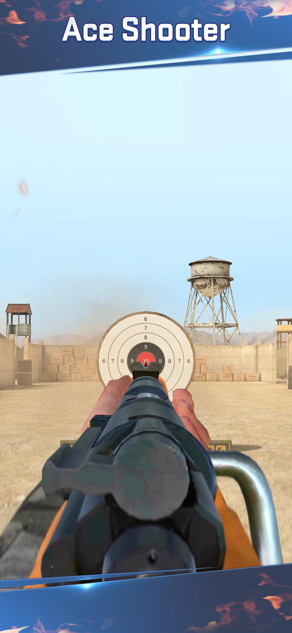 Gun Fire - Shooting World hack tool