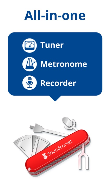 Tuner & Metronome -Soundcorset screenshot-8