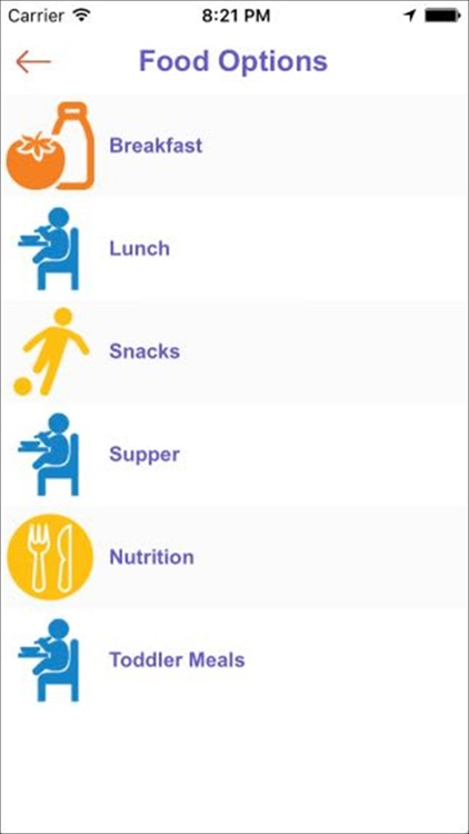 Free Meals for Kids screenshot-3
