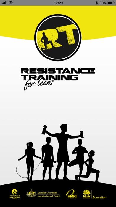 点击获取Resistance Training for Teens
