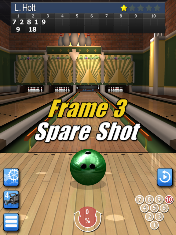 My Bowling 3D screenshot