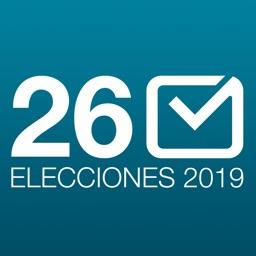 26M Elecciones 2019