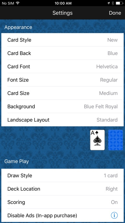 Solitaire Classic screenshot-3
