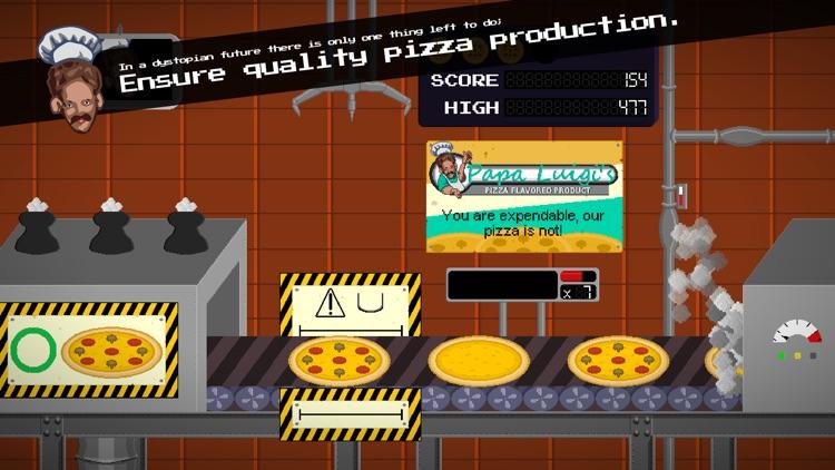 Papa Luigi's Pizza screenshot-0