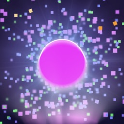 Purple Ball Bounce