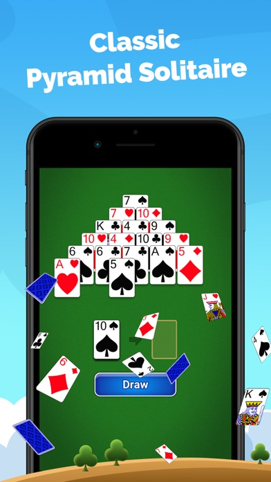 Pyramid Solitaire - Card Game by MobilityWare (iOS, United Kingdom