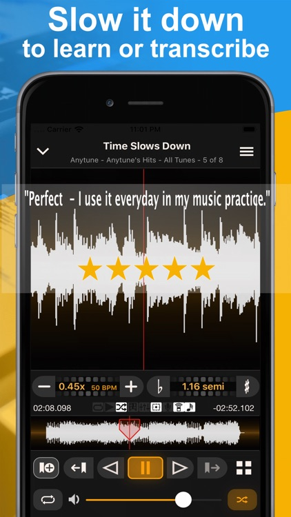 Anytune Pro+ screenshot-1