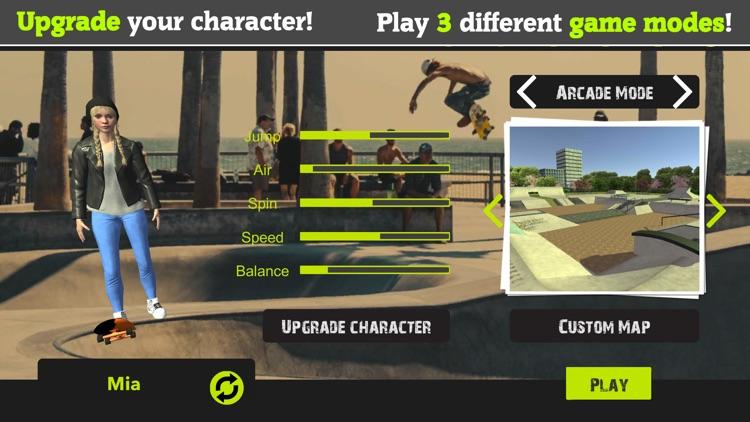 Skateboard FE3D 2 screenshot-6