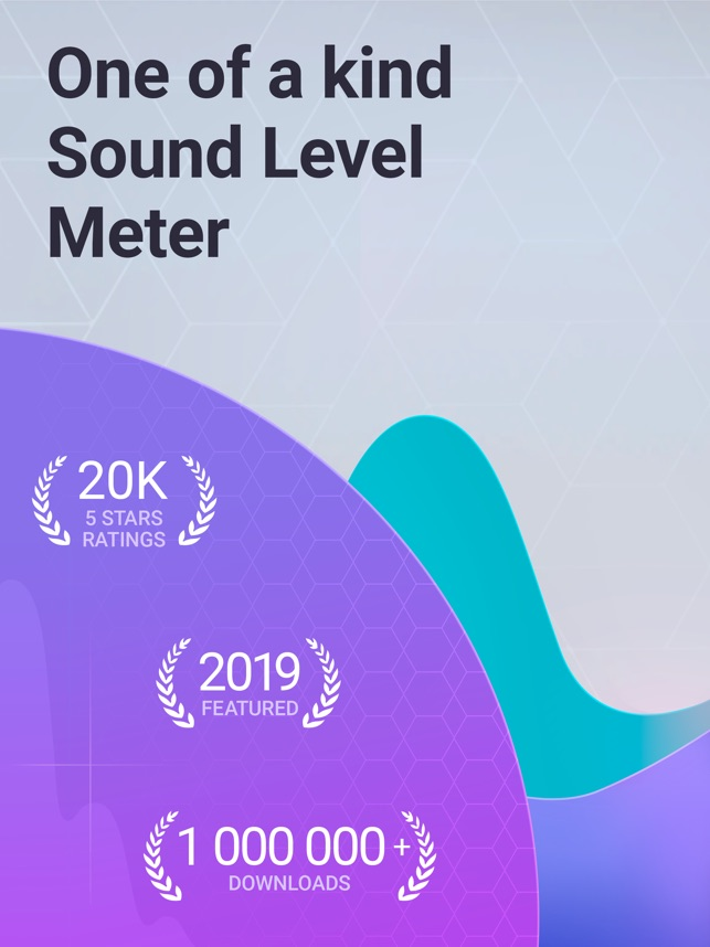 Decibel : dB sound level meter on the App Store