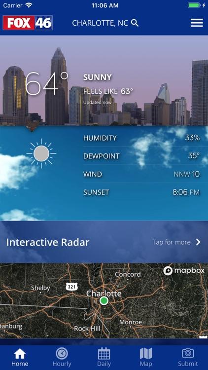 FOX 46 Weather