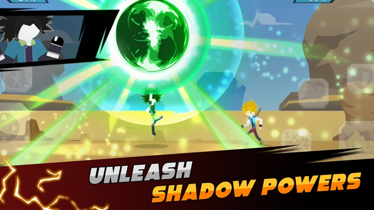 Stick Shadow: Fight screenshot-4