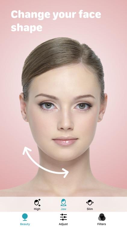 Facelift: face photo editor