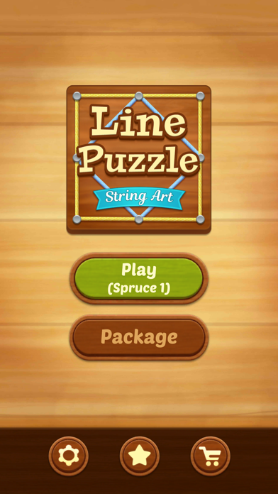 Line Puzzle: String Art for Windows