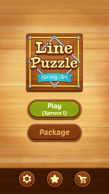 Line Puzzle: String Art screenshot-0