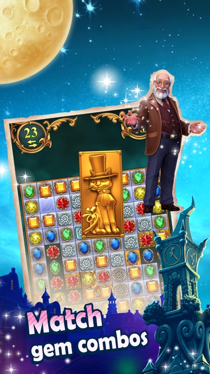 Clockmaker - Match 3 Games screenshot-0