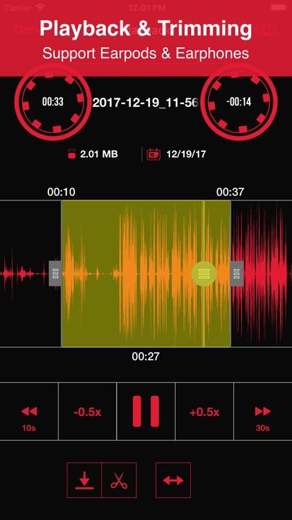 Recorder App: Voice Recorder