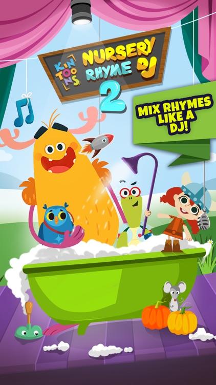 KinToons - Nursery Rhyme DJ 2 screenshot-0