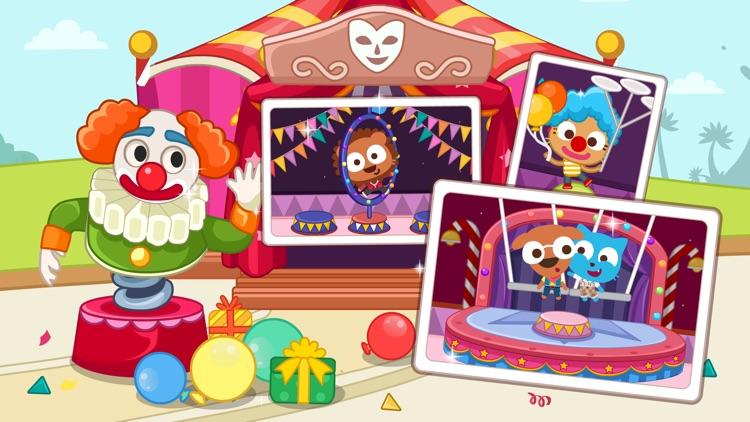Papo Town Amusement Park screenshot-3