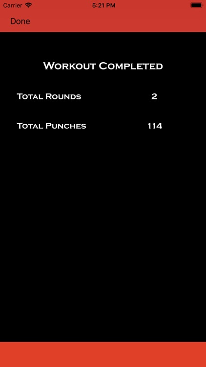 Precision Boxing Coach Lite screenshot-7