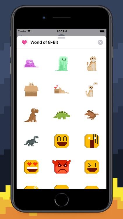 World of 8-Bit screenshot-4