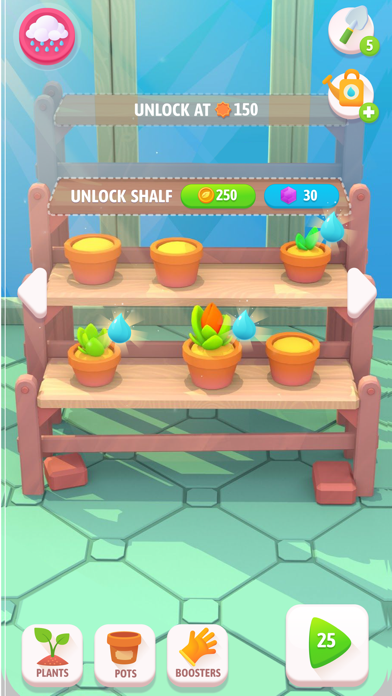 Garden Balls screenshot 3