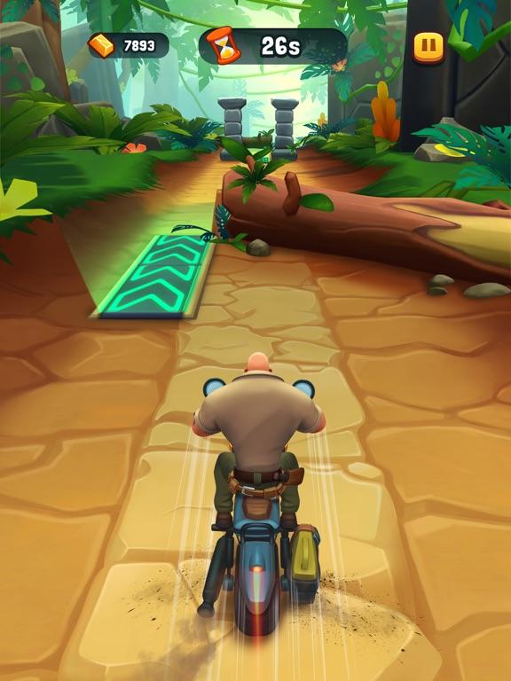 Jumanji: Epic Runのおすすめ画像7