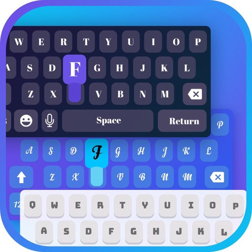 Fancy Font Keyboard