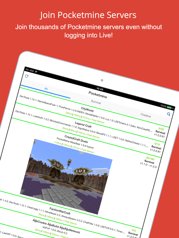 Plug for Minecraft - Revenue & Download estimates - Apple