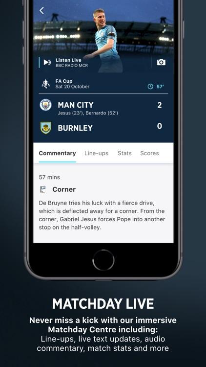 Manchester City Official App screenshot-3
