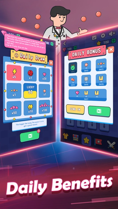 Brick Crush-Power Breaker screenshot 4