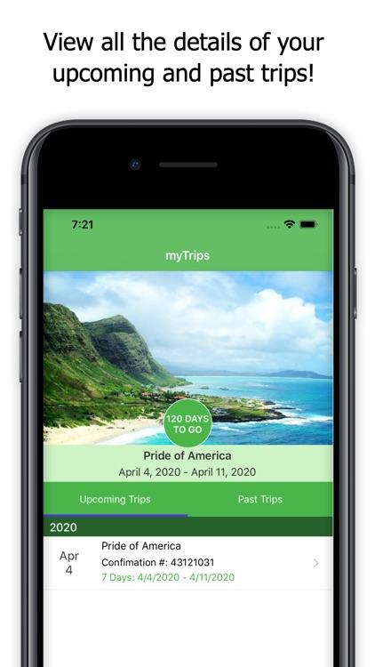 Cruise Planners Mobile screenshot-3