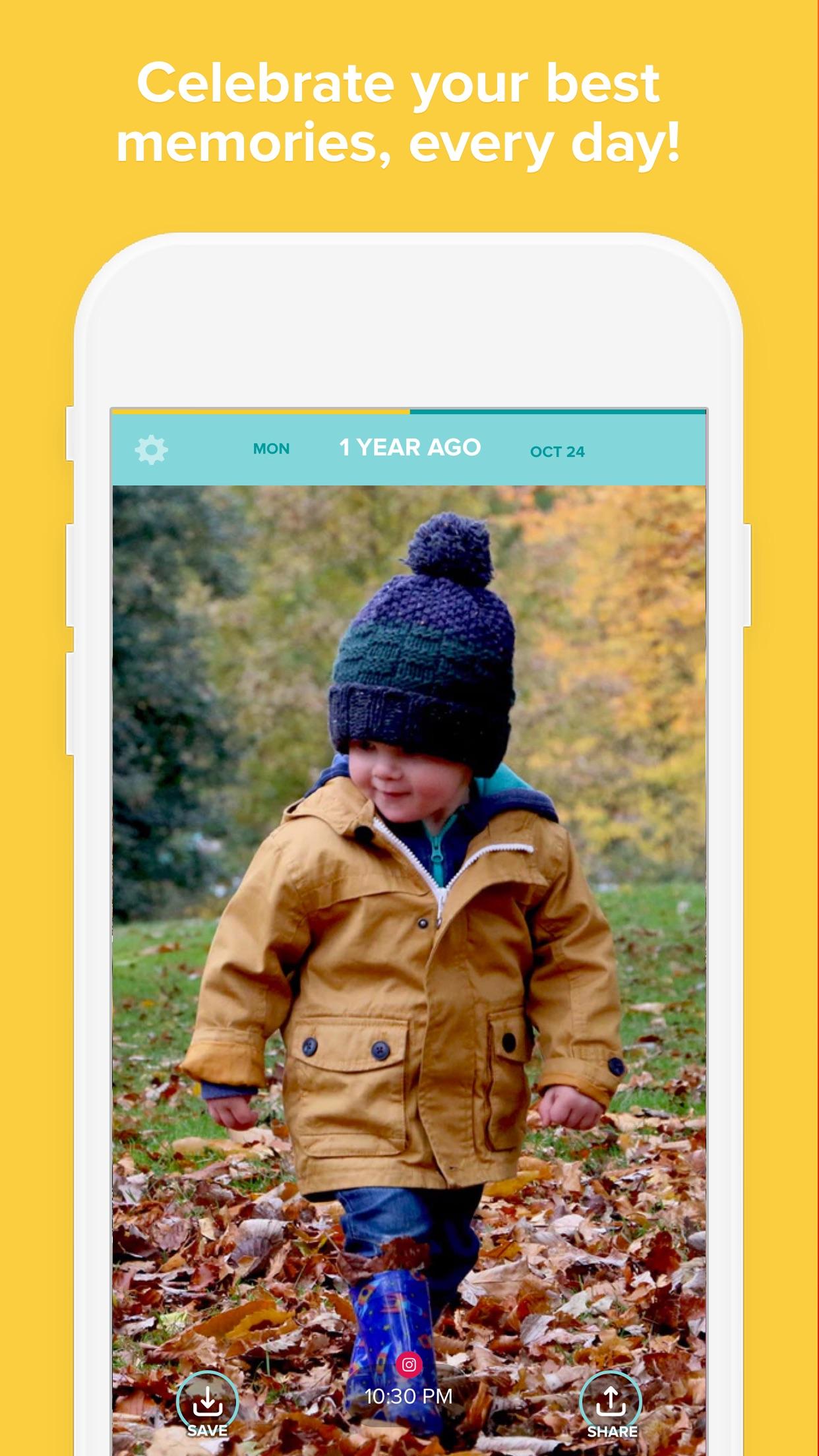 Timehop - Memories Then & Now Screenshot