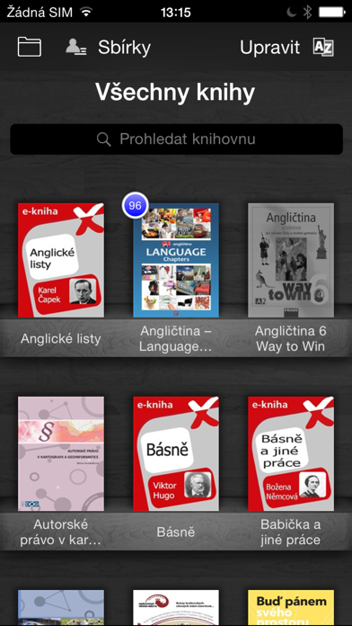 Flexibooks Reader screenshot one