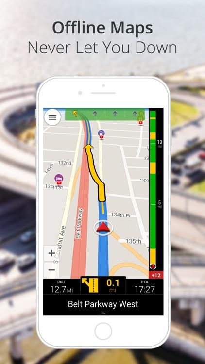 CoPilot GPS Navigation screenshot-5