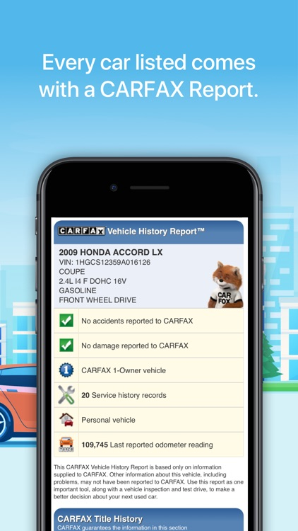 CARFAX Find Used Cars for Sale screenshot-5