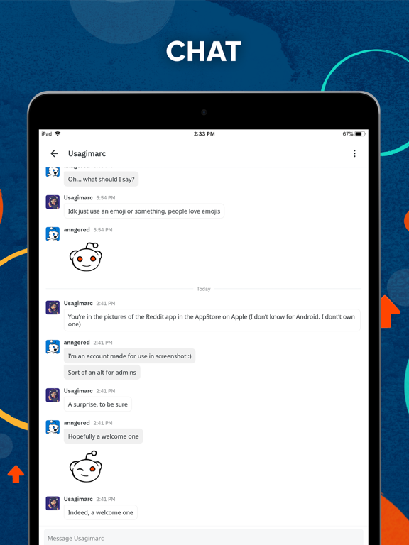 Reddit Screenshots