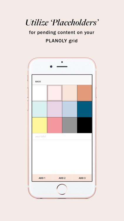Planoly: Planner for Instagram screenshot-9