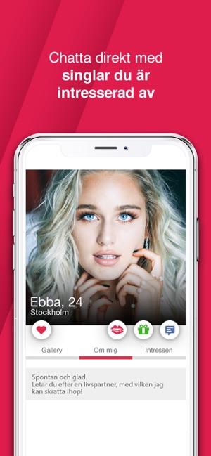 singlar och dating kärlek chatt iPhone