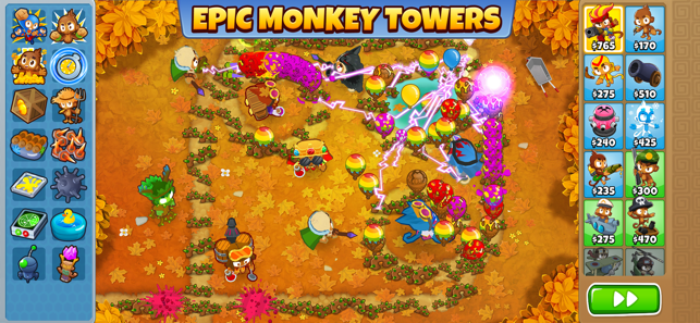 Bloons TD 6, game for IOS