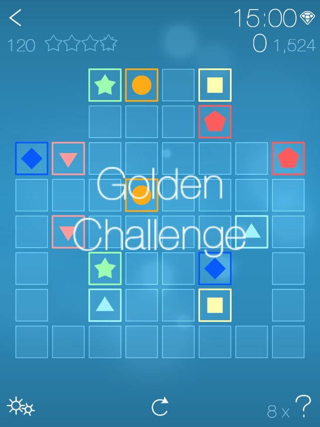 Symbol Link - Game Challenges Screenshot