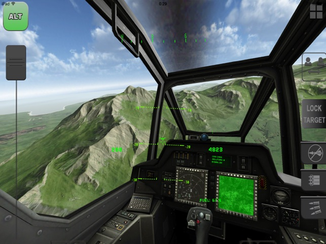 ‎Air Cavalry - Flight Simulator Screenshot