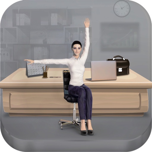 Office Yoga - Fitness Workouts